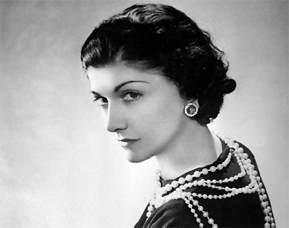 Coco - chanel - Mujer